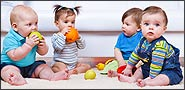 Choosing Child Care for Babies - 0 to 18 months